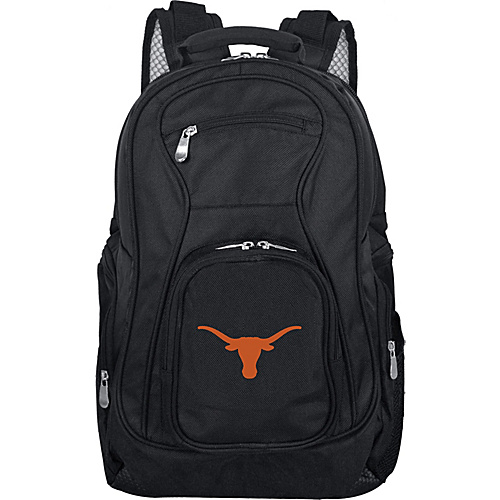 Mojo Licensing College NCAA Laptop Backpack Texas - Mojo Licensing Business & Laptop Backpacks