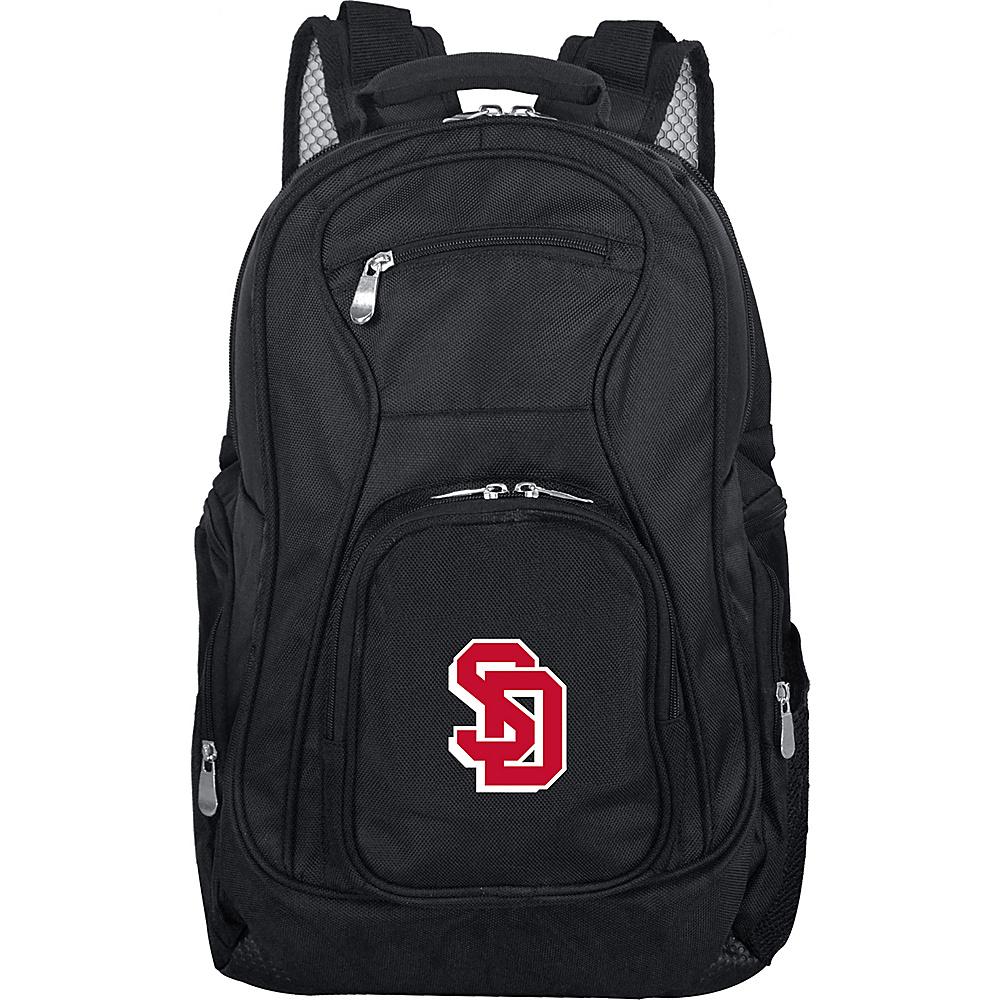MOJO Denco College NCAA Laptop Backpack South Dakota - MOJO Denco Business & Laptop Backpacks - Backpacks, Business & Laptop Backpacks