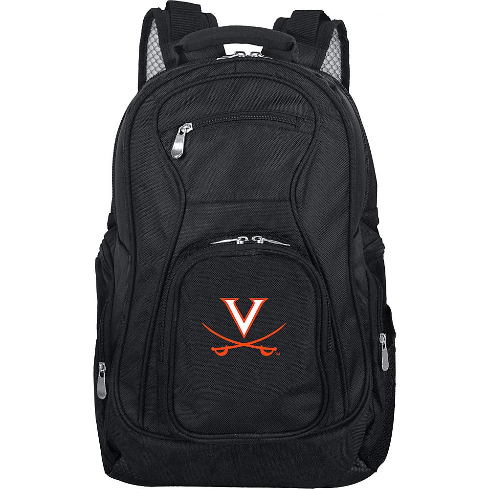 MOJO Denco College NCAA Laptop Backpack Virginia - MOJO Denco Business & Laptop Backpacks - Backpacks, Business & Laptop Backpacks