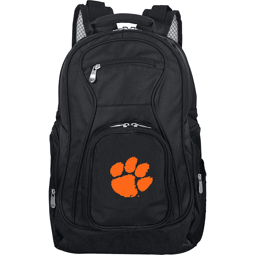 MOJO Denco College NCAA Laptop Backpack Clemson - MOJO Denco Business & Laptop Backpacks - Backpacks, Business & Laptop Backpacks
