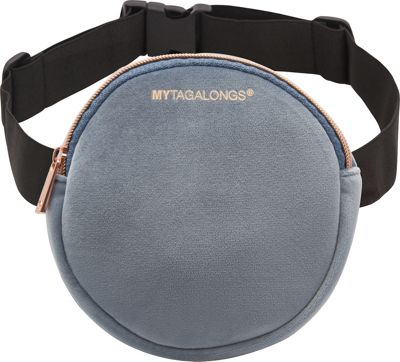 MYTAGALONGS Vixen Roundie Waist Band Icy Blue - MYTAGALONGS Waist Packs