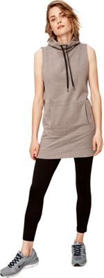 Lole Saki Tunic XS - Medium Grey Heather - Lole Women's Apparel