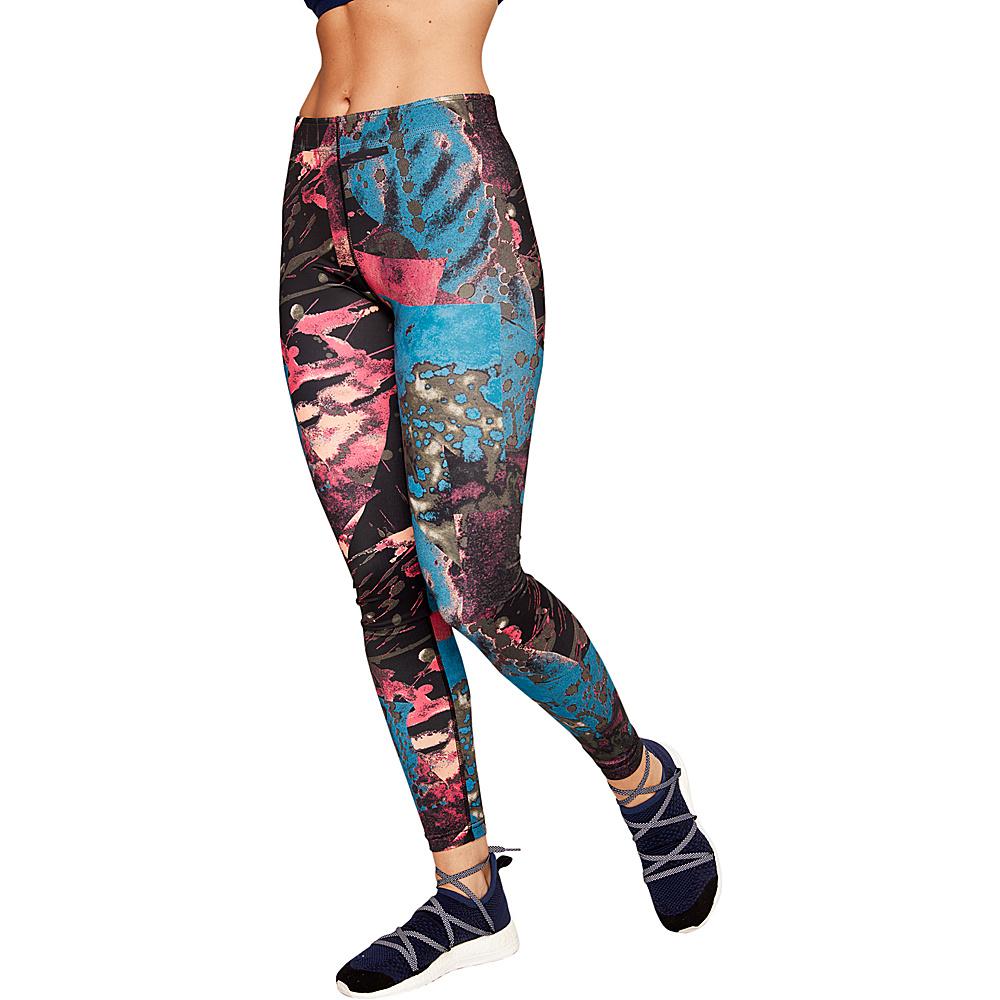 Lole Sierra Leggings S - Seaport Northern Lights - Lole Womens Apparel - Apparel & Footwear, Women's Apparel