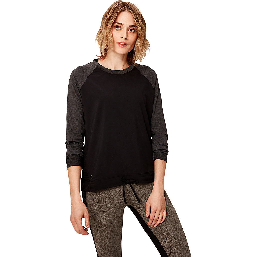 Lole Travis Top XS - Black - Lole Womens Apparel - Apparel & Footwear, Women's Apparel