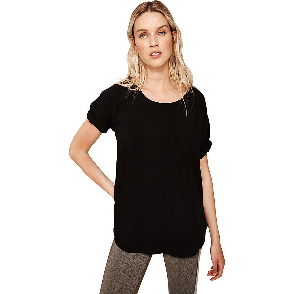 Lole Jazmin Top XS - Black - Lole Womens Apparel - Apparel & Footwear, Women's Apparel