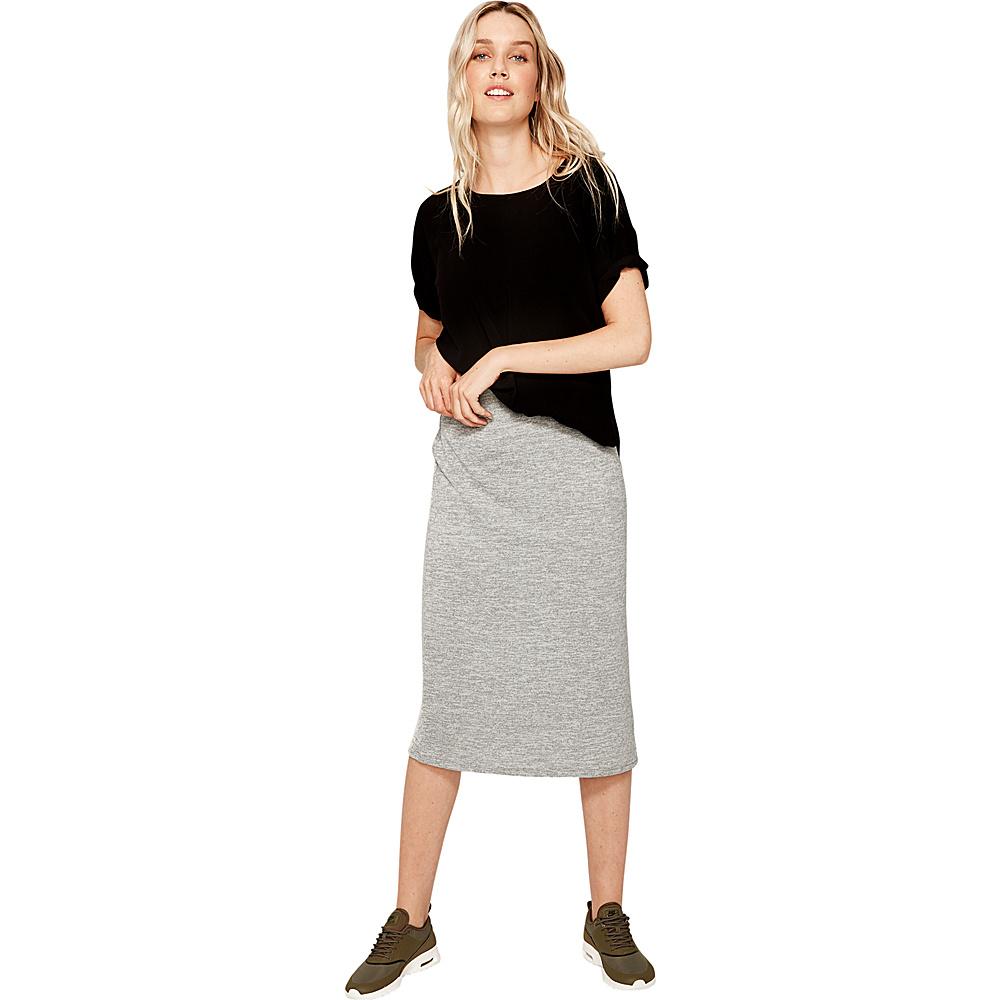 Lole Mali Skirt M - Dark Grey Heather - Lole Womens Apparel - Apparel & Footwear, Women's Apparel