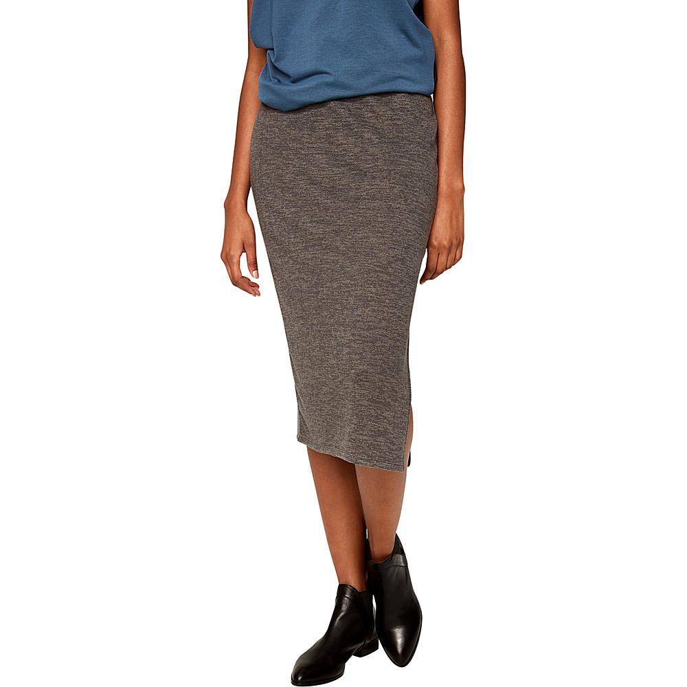 Lole Mali Skirt XS - Black Heather - Lole Womens Apparel - Apparel & Footwear, Women's Apparel
