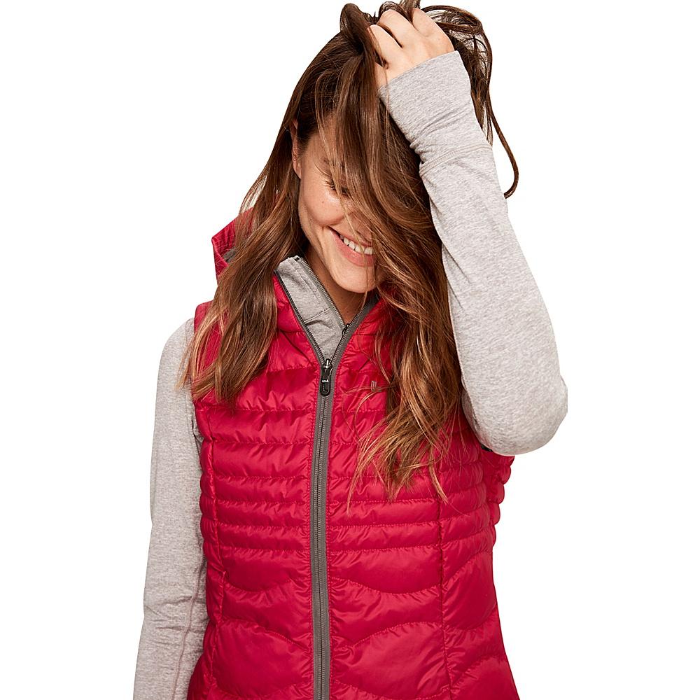 Lole Rose Packable Vest S - Watermelon - Lole Womens Apparel - Apparel & Footwear, Women's Apparel