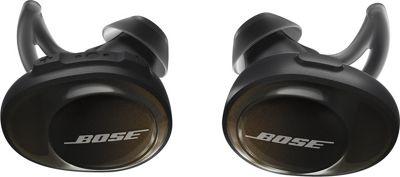 Bose SoundSport Free Wireless Headphones Black - Bose Headphones & Speakers
