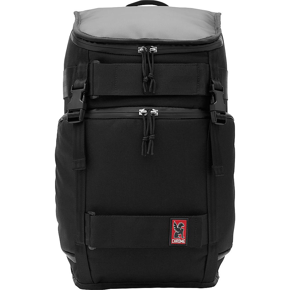 Chrome Industries Niko Pack Camera Backpack Black Chrome Industries Camera Accessories