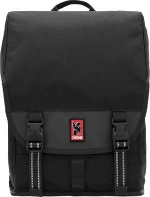 Chrome Industries Soma Laptop Backpack Black/Black - Chrome Industries Business & Laptop Backpacks