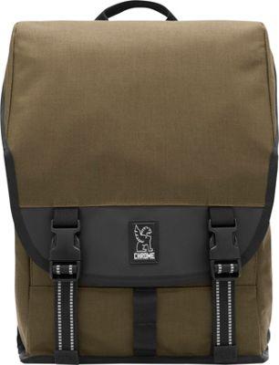 Chrome Industries Soma Laptop Backpack Ranger/Black - Chrome Industries Business & Laptop Backpacks