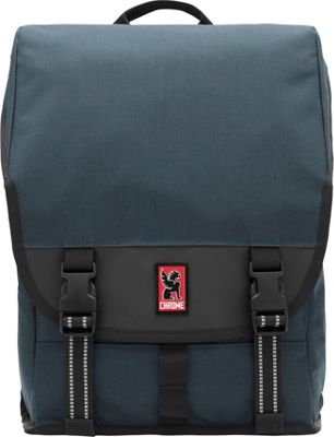 Chrome Industries Soma Laptop Backpack Indigo/Black - Chrome Industries Business & Laptop Backpacks