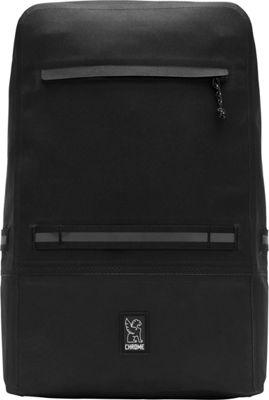 Chrome Industries Urban Ex Daypack Laptop Backpack Black/Black - Chrome Industries Business & Laptop Backpacks