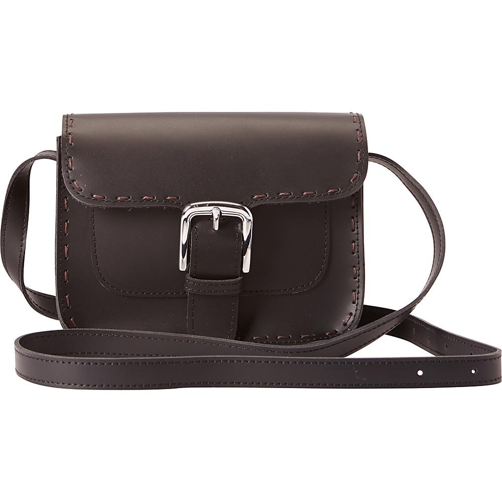 Vagabond Traveler Classic Unique Crossbody Black - Vagabond Traveler Leather Handbags - Handbags, Leather Handbags