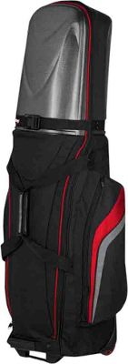 Bag Boy Company T-10 Hard Top Travel Cover Black/Red - Ba...
