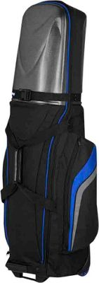 Bag Boy Company T-10 Hard Top Travel Cover Black/Royal - ...