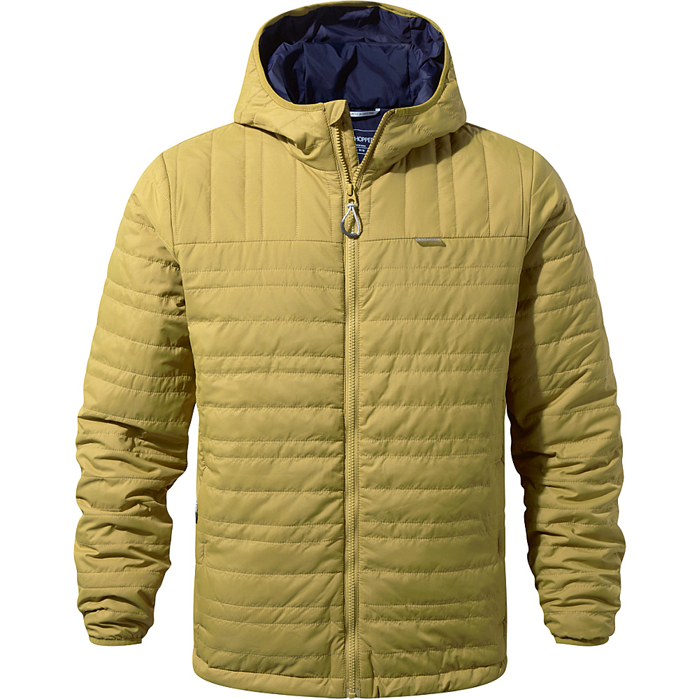Craghoppers Nat Geo CompressLite II Jacket M - Levison Gold - Craghoppers Mens Apparel - Apparel & Footwear, Men's Apparel