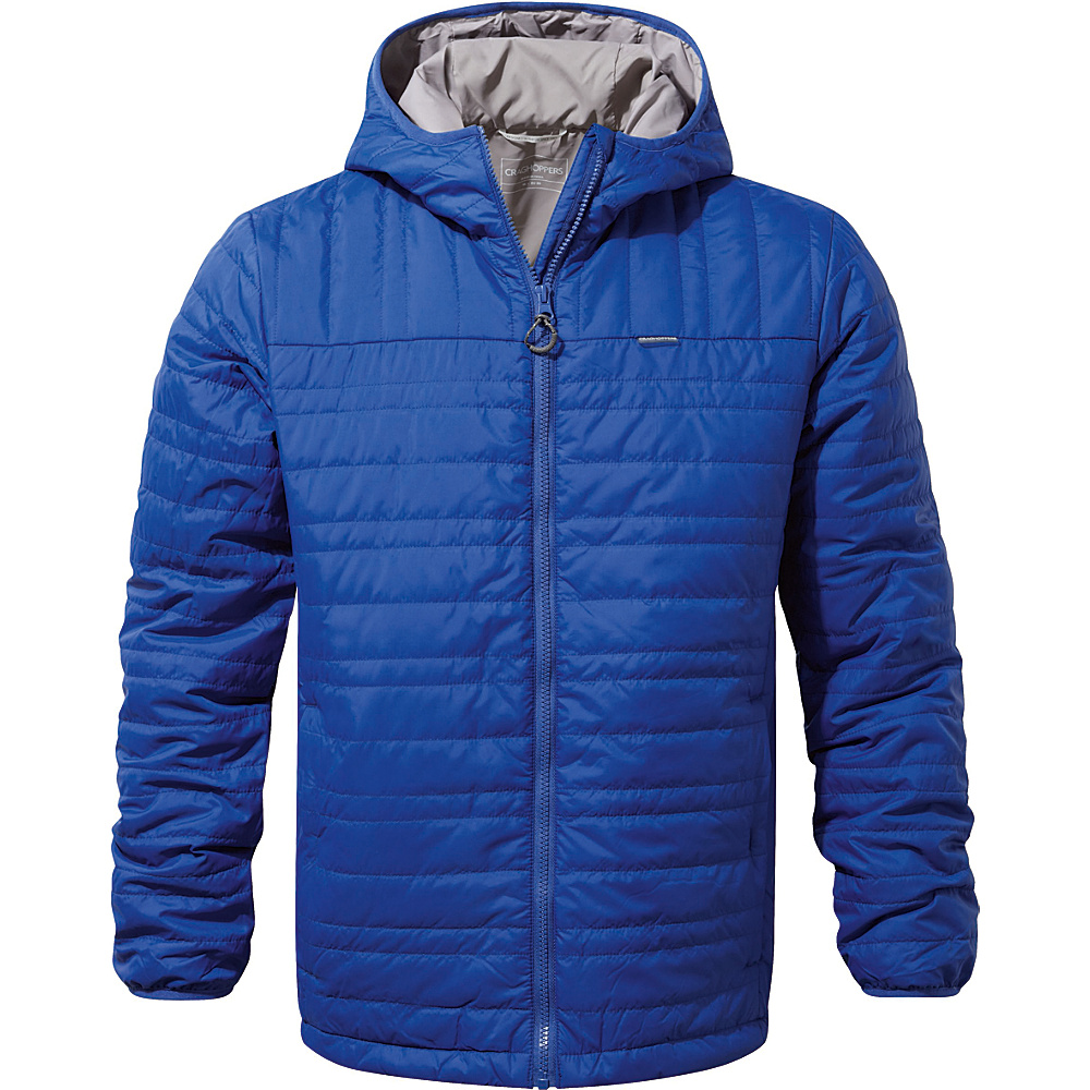 Craghoppers Nat Geo CompressLite II Jacket S - Deep Blue - Craghoppers Mens Apparel - Apparel & Footwear, Men's Apparel
