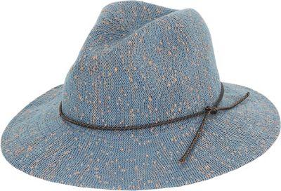 Image of Adora Hats Colorful Fashion Safari One Size - Blue - Adora Hats Hats/Gloves/Scarves