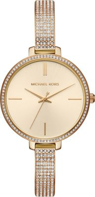 Michael Kors Watches Jaryn Watch Gold - Michael Kors Watches Watches