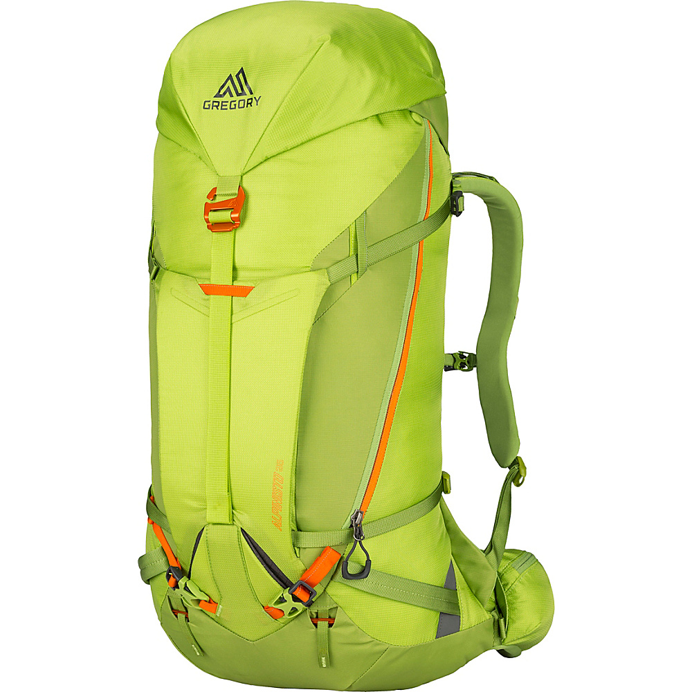 Gregory Alpinisto 35 Hiking Pack Lichen Green - Small Torso - Gregory Day  Hiking Backpacks - 6c9af90b79575