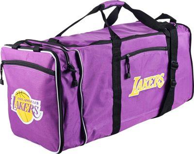 NBA Steal Duffel Los Angeles Lakers - NBA Gym Duffels