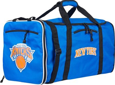 NBA Steal Duffel New York Knicks - NBA Gym Duffels