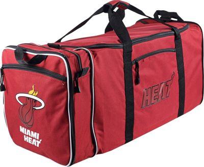 NBA Steal Duffel Miami Heat - NBA Gym Duffels