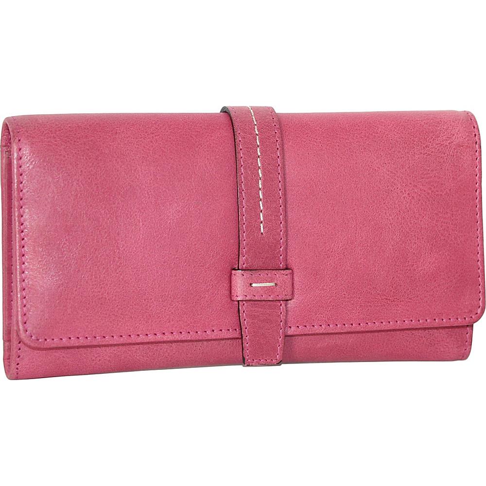 Nino Bossi Abbi Wallet Fucshia - Nino Bossi Womens Wallets - Women's SLG, Women's Wallets