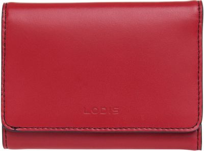 Lodis Audrey Mallory French Wallet - Discontinued Colors Red - Lodis Women's SLG Other