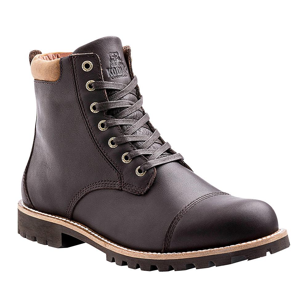 Kodiak Mens Berkley Thinsulate Boot 9.5 - Brown - Kodiak Mens Footwear - Apparel & Footwear, Men's Footwear