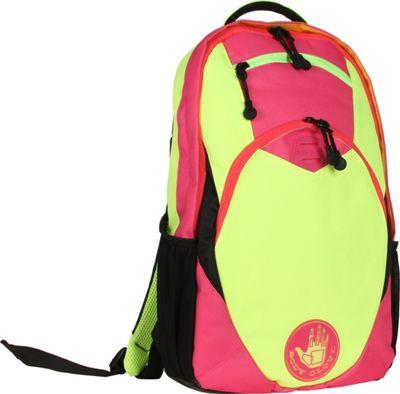BODY GLOVE Long Lat Fenley Laptop Backpack Yellow - BODY GLOVE Long Lat Business & Laptop Backpacks