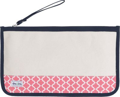 Ame & Lulu Stay Dry Swimsuit Bag Natural Clover - Ame & Lulu Packable Bags