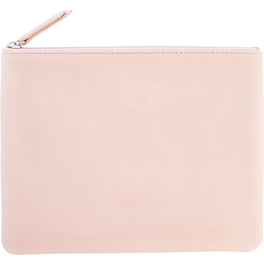 Royce Leather Small Travel Pouch Carnation Pink - Royce Leather Womens SLG Other - Women's SLG, Women's SLG Other