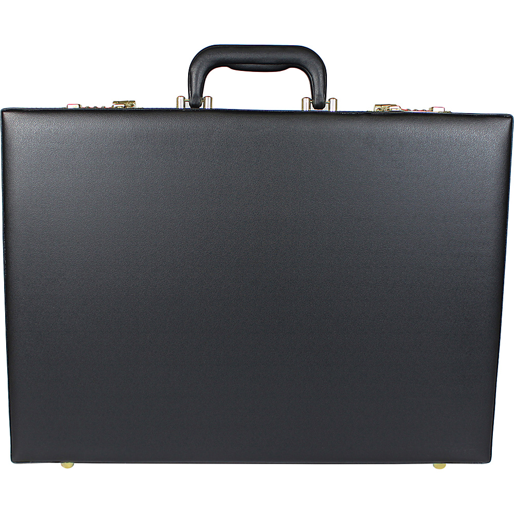 World Traveler London Executive Business Attache Briefcase Black - World Traveler Non-Wheeled Business Cases - Work Bags & Briefcases, Non-Wheeled Business Cases