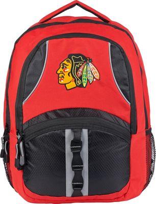 NHL Captain Backpack Chicago Blackhawks - NHL Everyday Backpacks