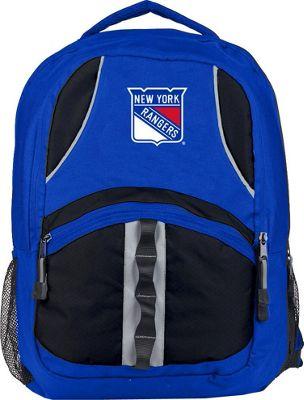 NHL Captain Backpack New York Rangers - NHL Everyday Backpacks