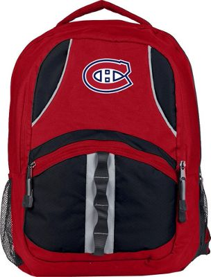 NHL Captain Backpack Montreal Canadiens - NHL Everyday Backpacks