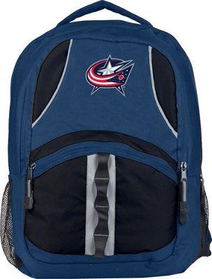 NHL Captain Backpack Columbus Blue Jackets - NHL Everyday Backpacks