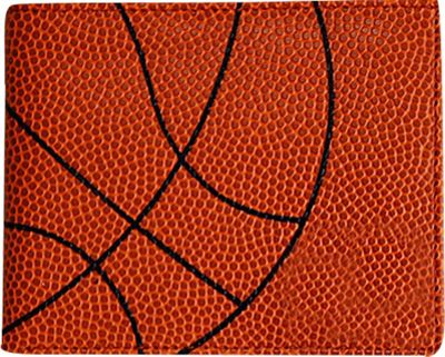 Zumer Basketball Men's Wallet Basketball Orange - Zumer Men's Wallets