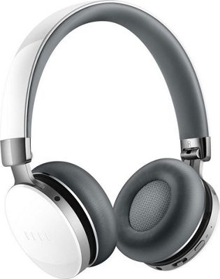 FIIL Canviis Bluetooth Wireless Noise Cancelling On-Ear Headphones High Gloss White - FIIL Headphones & Speakers
