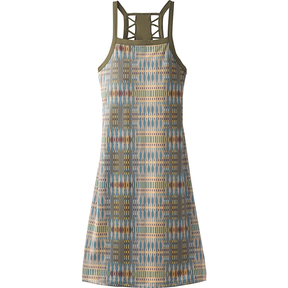 PrAna Ardor Dress XS - Cargo Desert Geo - PrAna Womens Apparel - Apparel & Footwear, Women's Apparel