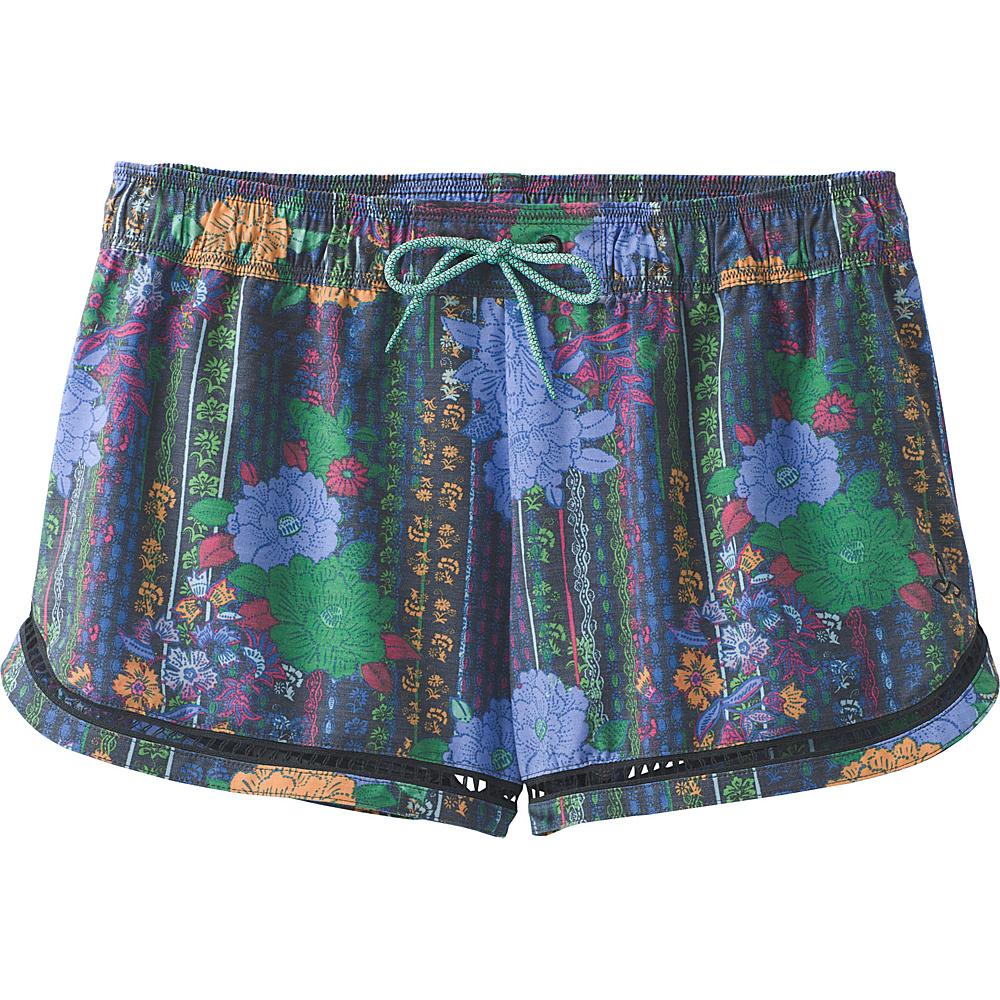 PrAna Mariya Short S - Black Oceania - PrAna Womens Apparel - Apparel & Footwear, Women's Apparel