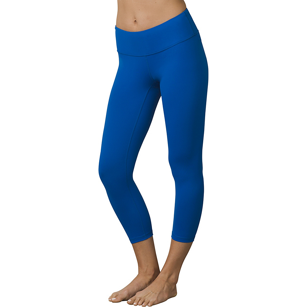PrAna Pillar Capri XS - Island Blue - PrAna Womens Apparel - Apparel & Footwear, Women's Apparel