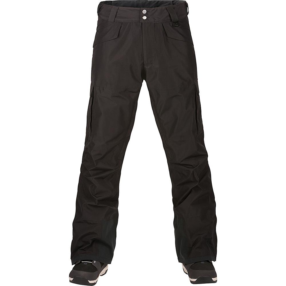 DAKINE Mens Control II 2L Pant XL - Black - DAKINE Mens Apparel - Apparel & Footwear, Men's Apparel