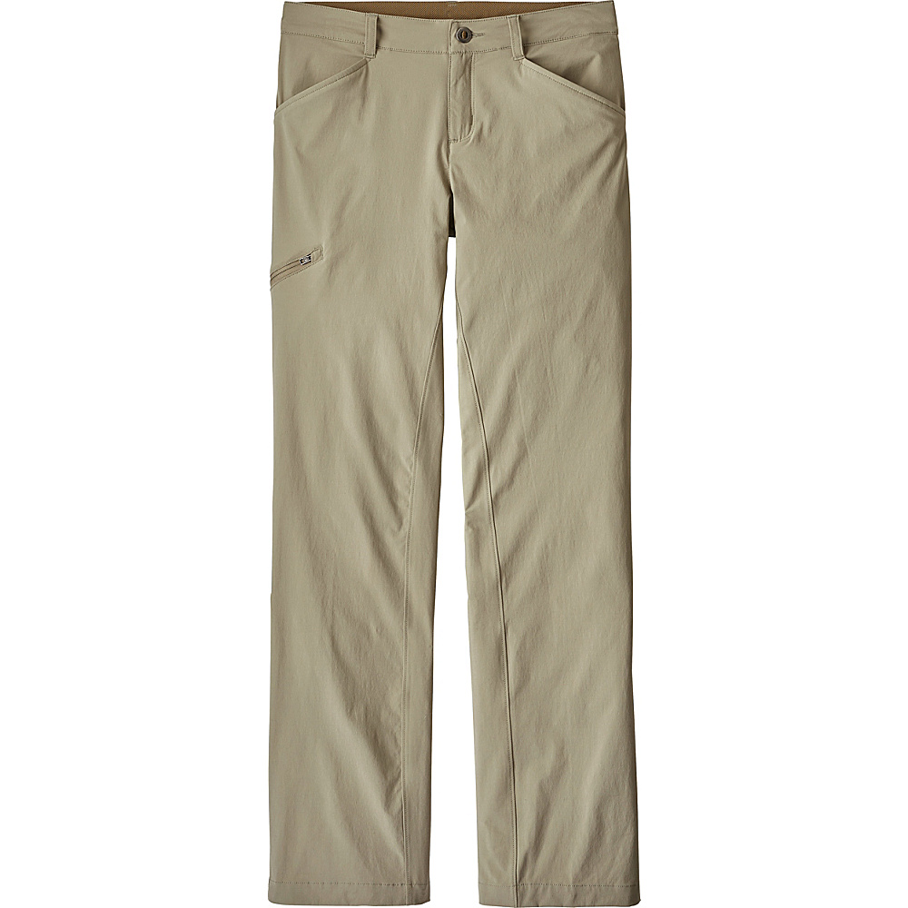Patagonia Womens Quandary Pants 4 - Shale - Patagonia Womens Apparel - Apparel & Footwear, Women's Apparel