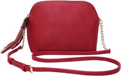 STYLE STRATEGY Susan Crossbody Red - STYLE STRATEGY Manmade Handbags