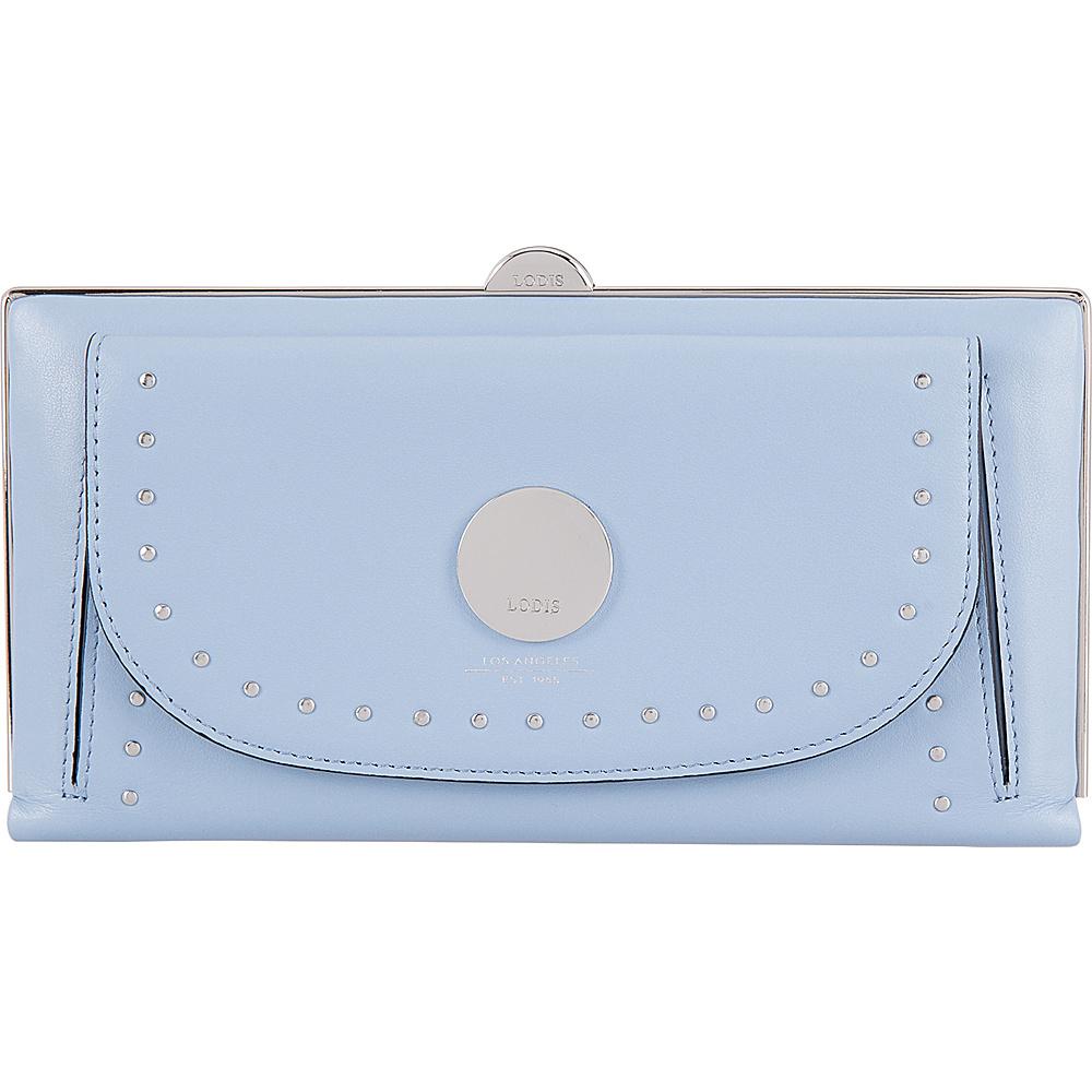 Lodis Pismo Stud RFID Keira Clutch Wallet Sky - Lodis Womens Wallets - Women's SLG, Women's Wallets