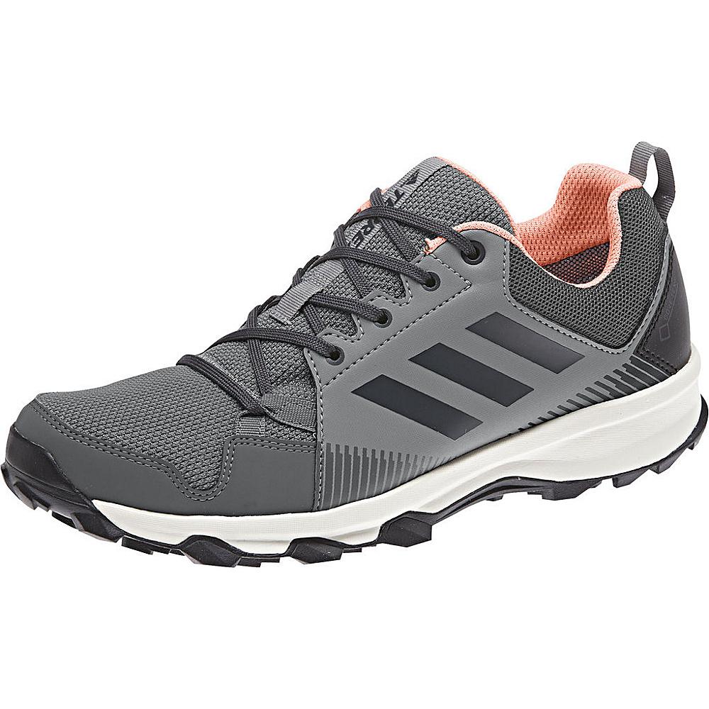 adidas outdoor Womens Terrex Tracerocker GTX Shoe 11 - Grey Three/Carbon/Chalk Coral - adidas outdoor Womens Footwear - Apparel & Footwear, Women's Footwear